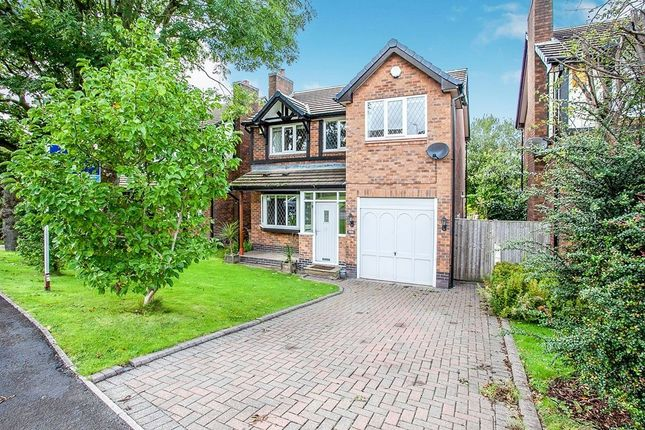 Thumbnail Detached house for sale in Sandiway, Glossop