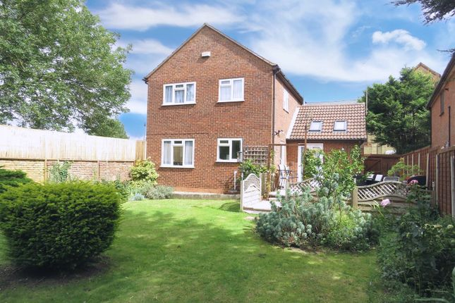 Thumbnail Detached house for sale in Great Whyte, Ramsey, Huntingdon