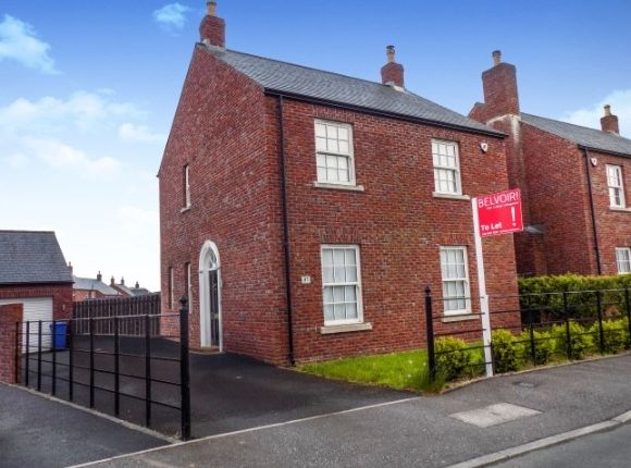 Thumbnail Detached house to rent in Breton Hall, Lisburn