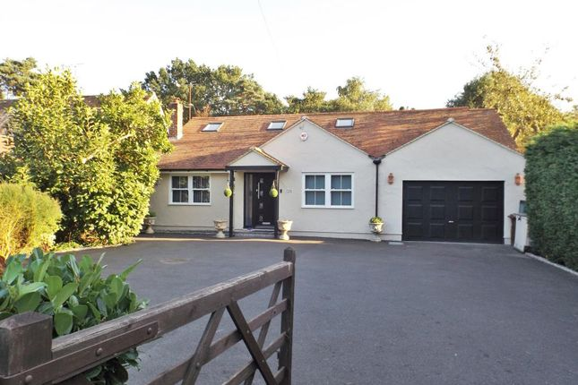 Thumbnail Detached house for sale in Nine Mile Ride, Finchampstead