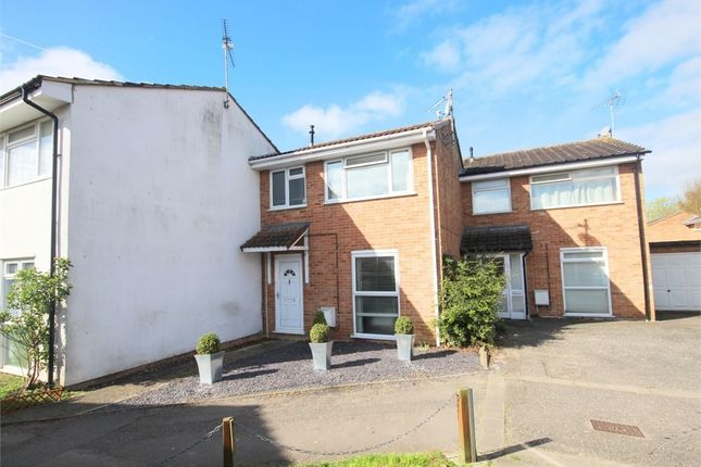 Thumbnail Terraced house to rent in Violet Close, Chelmsford, Essex