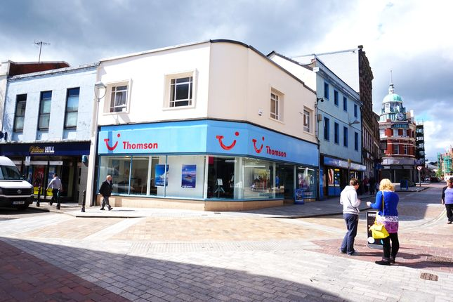 Thumbnail Retail premises for sale in High Street, Merthyr Tydfil