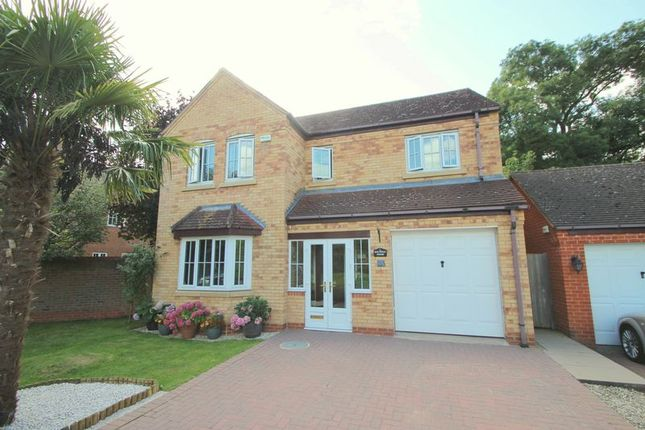 Thumbnail Detached house for sale in Millfield Close, Lower Quinton, Stratford-Upon-Avon