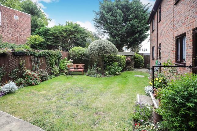 Garden of Chingford Lane, Woodford Green IG8