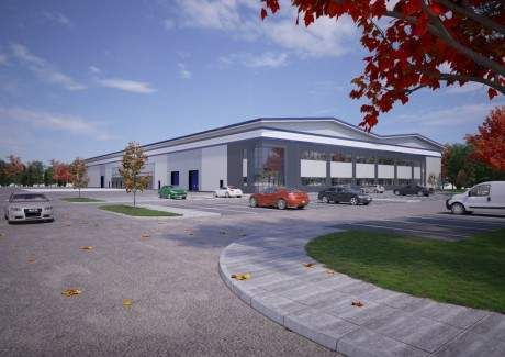 Thumbnail Light industrial for sale in Blenheim Park - Design And Build, J26, M1, Nottinghamshire