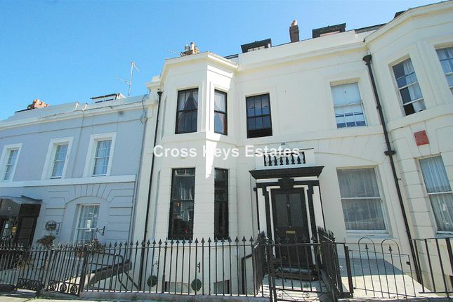 Thumbnail Town house for sale in Athenaeum Street, Plymouth