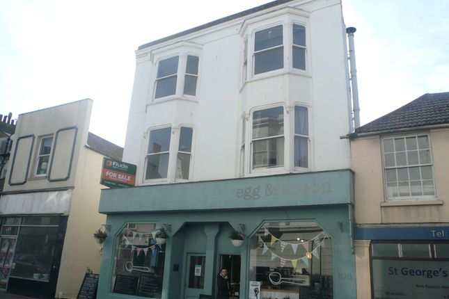 Thumbnail Shared accommodation to rent in St Georges Road, Brighton