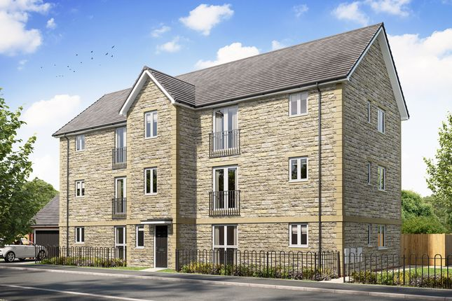 """2 bed flat for sale in """"The Corby"""" at Warren Way, Sherborne DT9"""