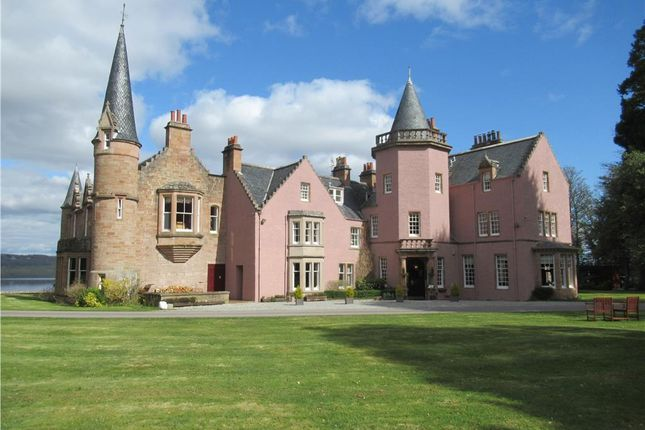 Thumbnail Hotel/guest house for sale in Bunchrew House Hotel, Bunchrew, Inverness