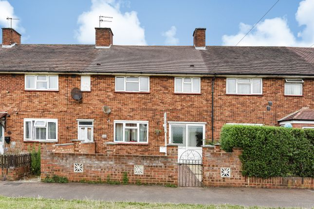 Thumbnail Terraced house for sale in Bedfont Close, Feltham