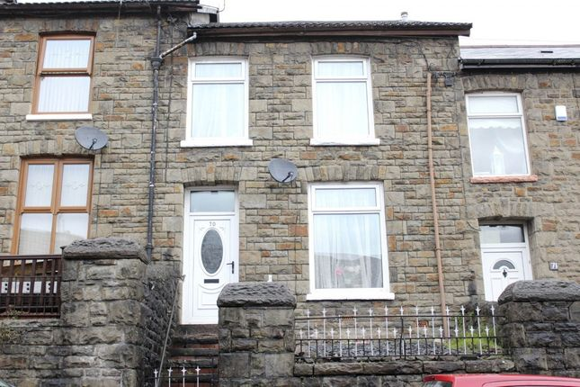 Thumbnail Terraced house for sale in Wern Street -, Tonypandy