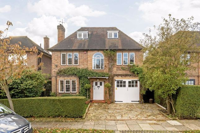 Thumbnail Detached house to rent in Litchfield Way, London