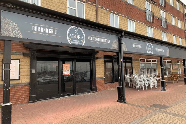 Thumbnail Restaurant/cafe to let in 27-28 Navigation Point, Hartlepool