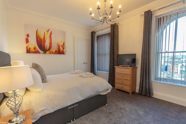 Thumbnail Flat to rent in Balmoral, 1 The Crescent, Plymouth