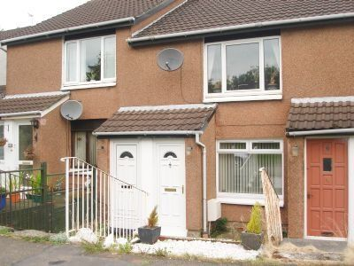 Thumbnail Flat to rent in Craigelvan Drive, Cumbernauld, North Lanarkshire