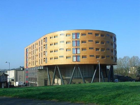 Thumbnail Flat for sale in Kingsway, Lancaster