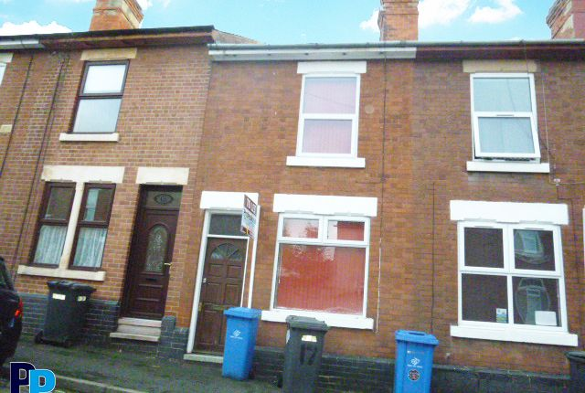 Thumbnail Shared accommodation to rent in Lloyd Street, Derby
