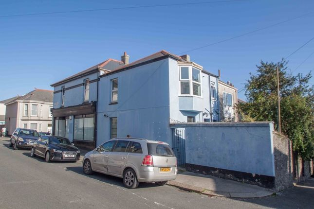 2 bed terraced house for sale in 60 Salisbury Road, St Judes, Plymouth, Devon PL4