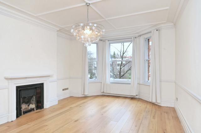 Thumbnail Flat to rent in Avenue Mansions, London NW3,