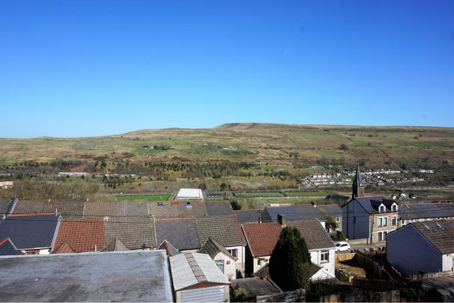 Thumbnail Terraced house for sale in Woodside Crescent, Ebbw Vale