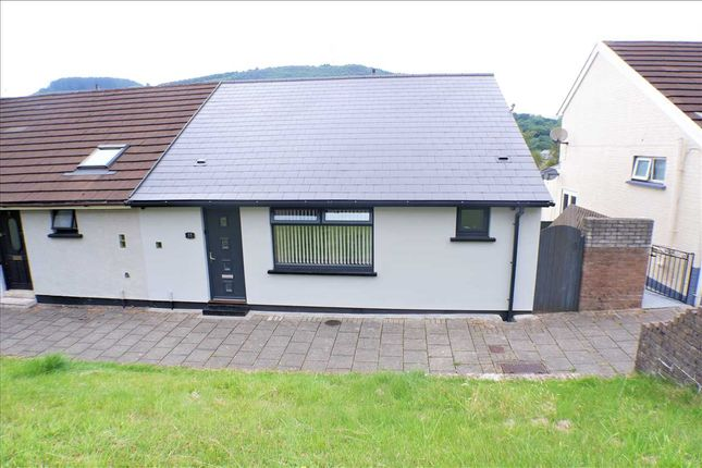 Thumbnail Semi-detached house for sale in Buckley Road, Tonypandy