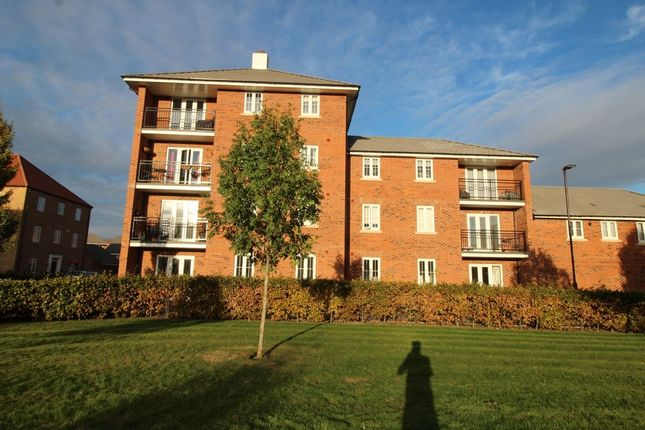 Thumbnail Flat to rent in Windermere Drive, Lakeside, Doncaster