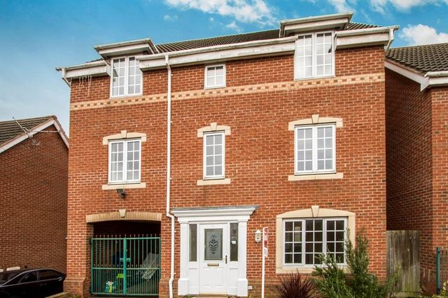 Thumbnail Detached house to rent in Carty Road, Hamilton, Leicester