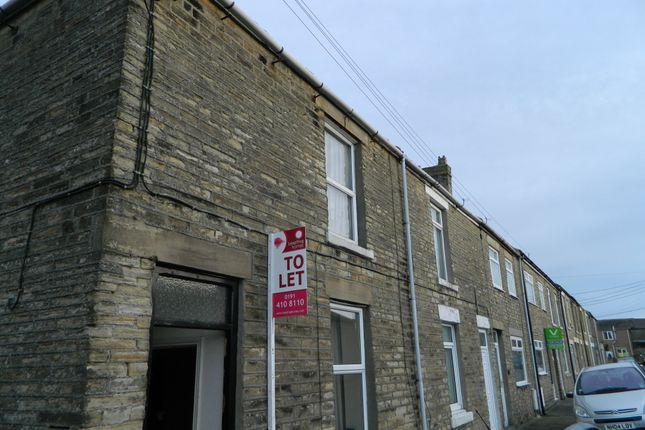 Thumbnail End terrace house to rent in Campbell Street, Tow Law