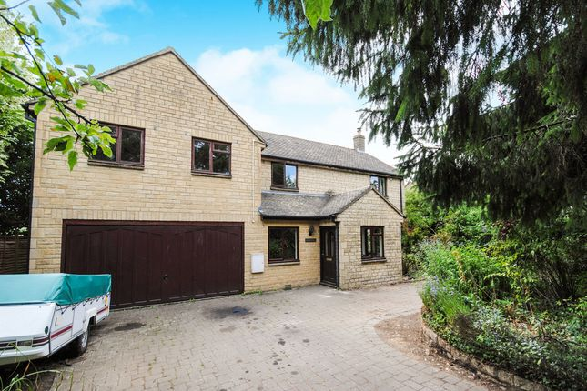 Thumbnail Detached house for sale in Heath Farm Lane, North Leigh, Witney