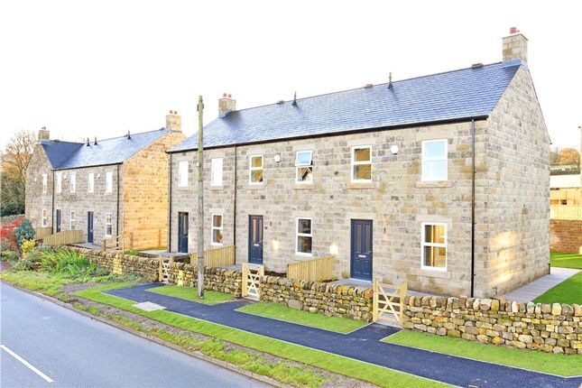 Thumbnail End terrace house for sale in Plot 3 Deer Glade, Darley, Harrogate, North Yorkshire