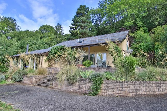 Thumbnail Detached house for sale in Llanwenarth, Abergavenny