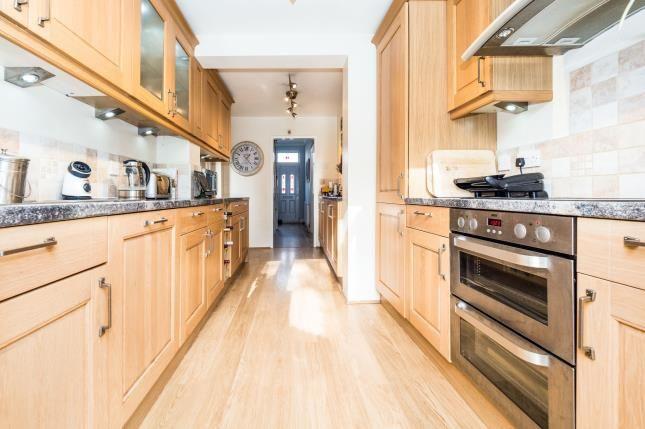 Kitchen of Carlton Drive, Barkingside, Ilford IG6