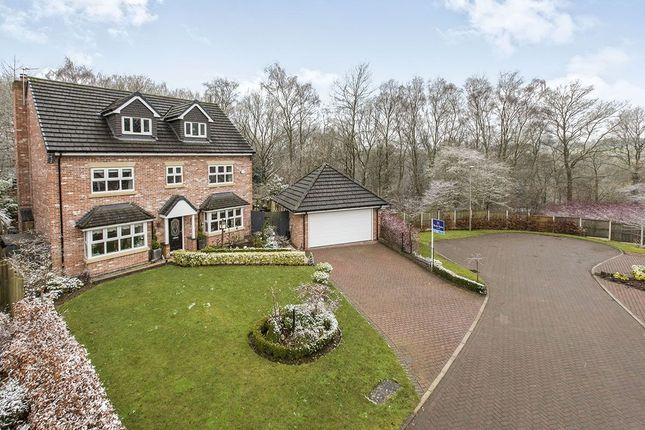 Thumbnail Detached house for sale in Augusta Drive, Tytherington, Macclesfield