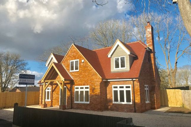 Thumbnail Detached house for sale in Water End Lane, Studley Green, High Wycombe