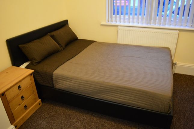 Thumbnail Shared accommodation to rent in Rugby Street, Alvaston, Derby