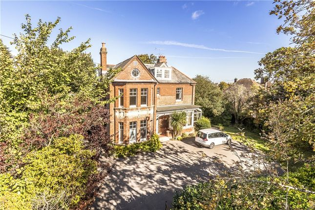 Thumbnail Detached house for sale in South Court Avenue, Dorchester, Dorset