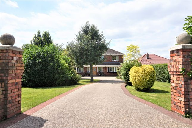 Thumbnail Detached house for sale in Church Avenue, Humberston