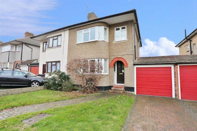 Thumbnail Semi-detached house for sale in Starts Hill Road, Farnborough, Orpington