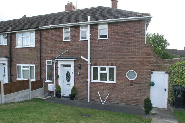 Thumbnail Terraced house for sale in Compton Grove, Halesowen