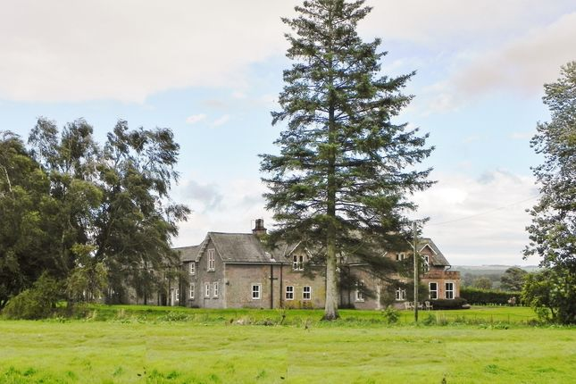8 bed detached house for sale in Broadholm, Applegarth, Lockerbie, Dumfries & Galloway