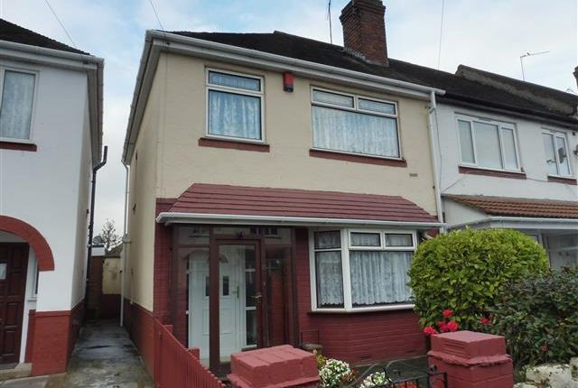 Thumbnail Property to rent in Ida Road, West Bromwich