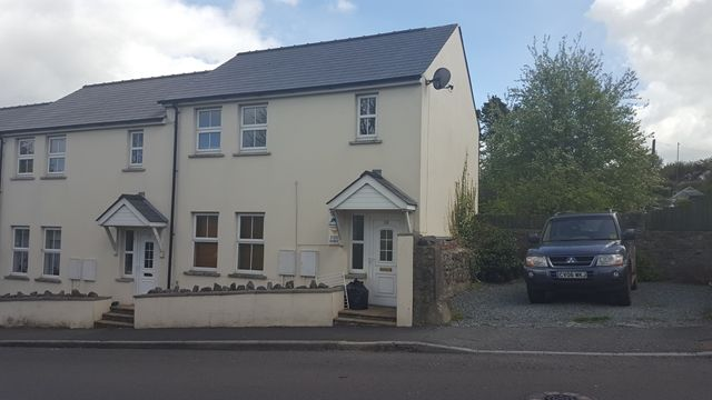 Thumbnail End terrace house to rent in Belle Vue Terrace, Pembroke Dock