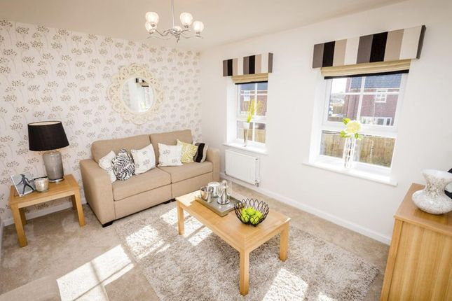 """Thumbnail Semi-detached house for sale in """"Helmsley"""" at Lytham Road, Warton, Preston"""