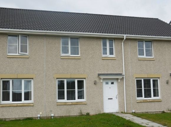 Thumbnail Terraced house to rent in Doocot Court, Elgin