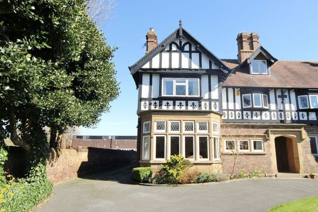 Thumbnail Semi-detached house for sale in Meols Drive, West Kirby, Wirral