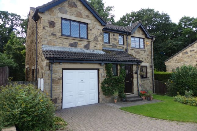 Thumbnail Detached house for sale in Goodwood Close, Shotley Bridge, Consett