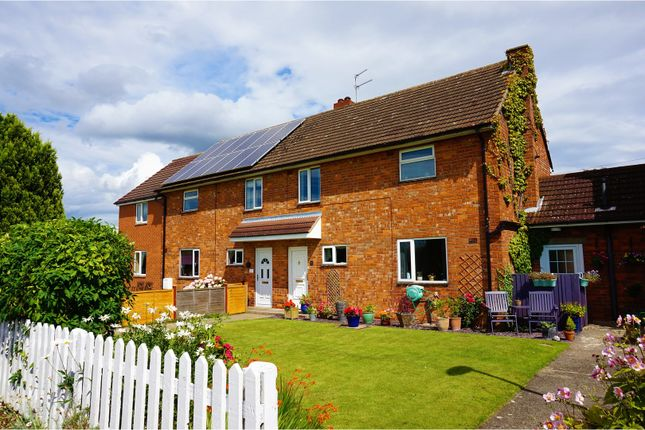 Thumbnail Semi-detached house for sale in Linton Woods Lane, Linton-On-Ouse, York