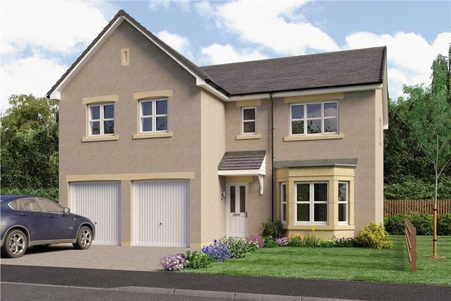 "Thumbnail Detached house for sale in ""Jura Det"" at Kingsfield Drive, Newtongrange, Dalkeith"