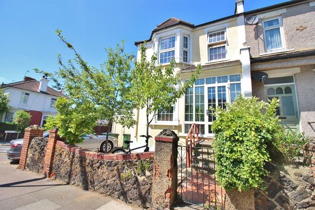 Thumbnail End terrace house for sale in Mcleod Road, Abbey Wood, London