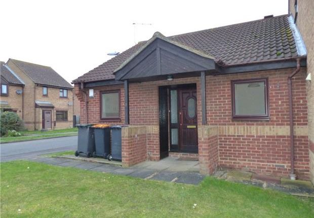 Thumbnail Semi-detached bungalow to rent in Stewart Court, Wootton, Bedford
